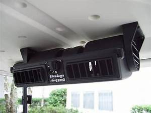 Golf Cart Car Breezeasy Breeze Easy 12 Volt Fan System