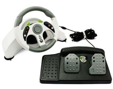 xbox 360 lenkrad xbox 360 mc2 racning wheel lenkrad pedale wei 223 konsolenkost