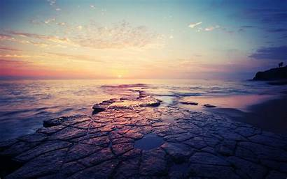 Screensavers Wallpapers Sunset Nature Atmosphere Sunlight Afterglow