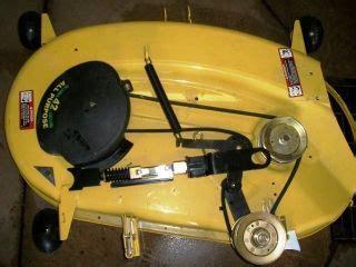 deere 48c mower deck spindle deere wheel kit 48c 54c 62c decks lx255 lx266 lx277