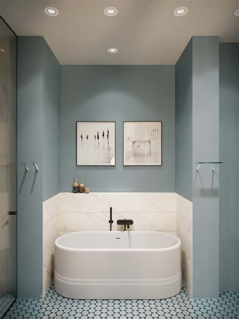 A Luxurious Home Interior With Pretty Muted Pastel Colors by A Luxurious Home Interior With Pretty Muted Pastel Colors