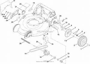Toro 20192  Super Bagger Lawn Mower  2010  Sn 310000001