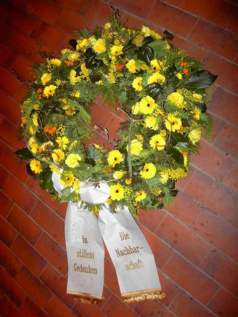 beerdigung kraenze floristik und mehr  buir