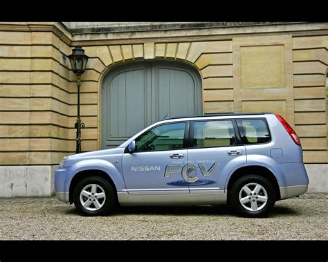 nissan renault nissan renault hydrogen fuel cell prototypes 2008