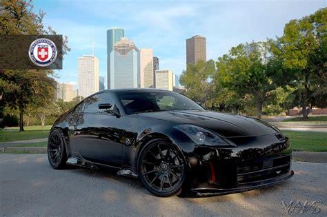custom black nissan 350z nissan 350z black image 358