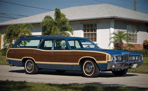 dark green station wagon 1972 ford ltd country squire station wagon my father used