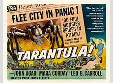 Tarantula – USA, 1955 – HORRORPEDIA