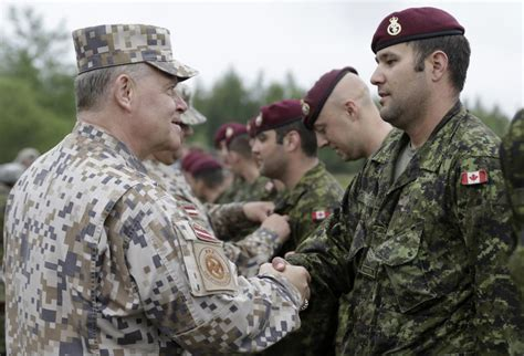 NATO Holds Military Exercises In Baltic States Amid ...
