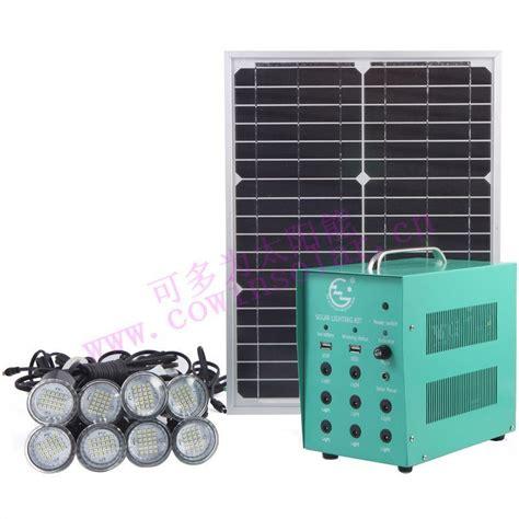 solar lighting kits china solar power light kit cs slk 6040 china solar