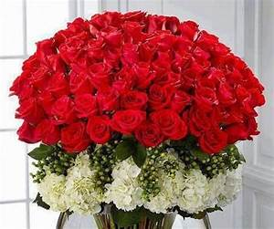 Huge red rose bouquet For More Pics ⇒ www.PrettyFlowers.me ...