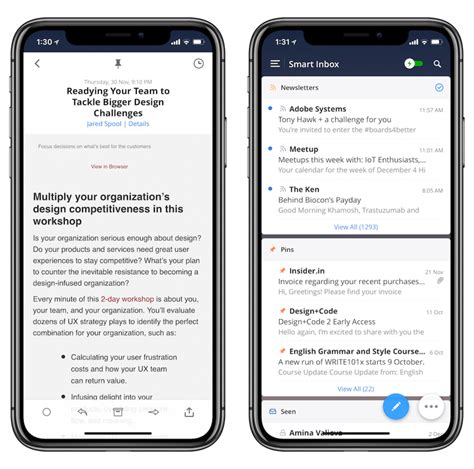 best iphone email app the best apps for iphone x