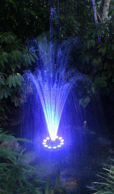 classic series pond fountains