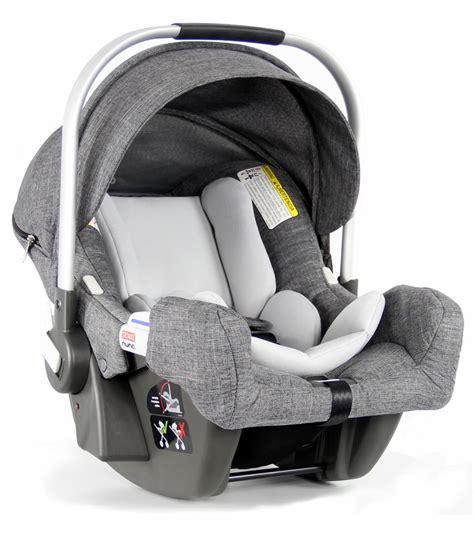 Stokke Pipa Infant Car Seat By Nuna  Black Melange