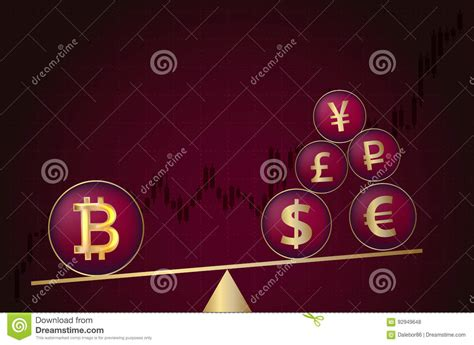 Algorithm, price, market cap, volume, supply, consensus method, links and more. Bitcoin Vs. Traditional Currency. Stock Vector - Illustration of value, banking: 92949648