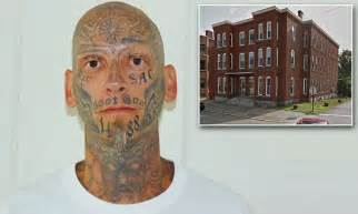 Found! White Supremacist Convict With A Face Covered In