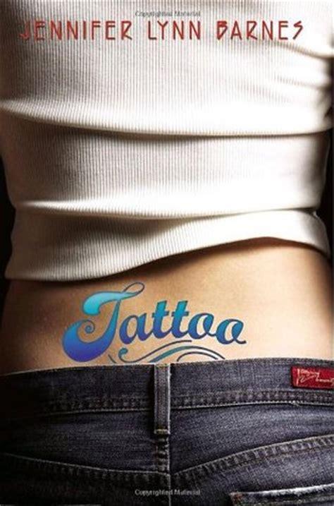 tattoo tattoo   jennifer lynn barnes