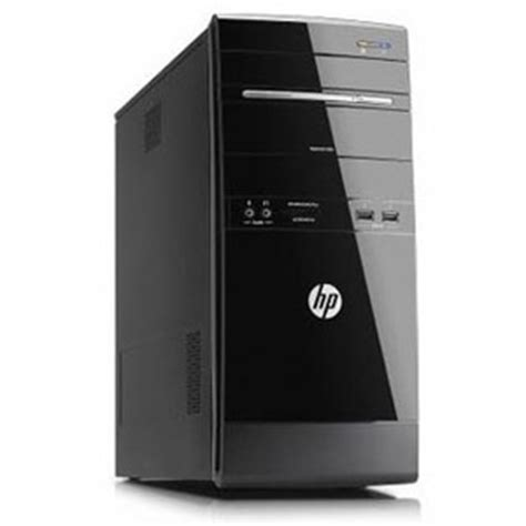pc de bureau windows 7 hp pavilion g5202 pc de bureau hp sur ldlc com