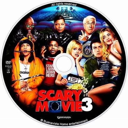 Scary Tv Fanart Dvd Movies Disc Please