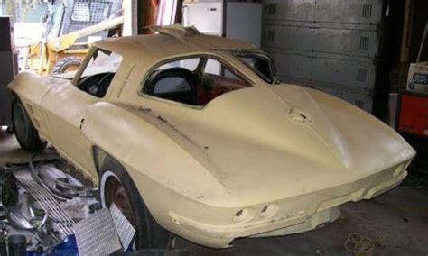 corvette    finish restoration gm authority