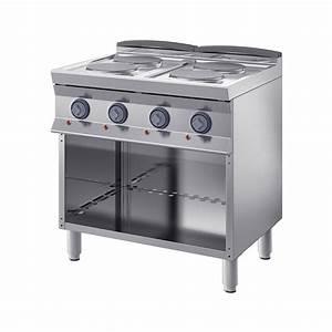 Cucine elettriche inoxbim for Cucine solo elettriche