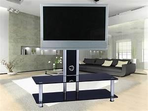 Tv Möbel Drehbar : exklusives tv m bel mit halterung von berling schwarzglas drehbar favs 28b tv m bel car ~ Orissabook.com Haus und Dekorationen