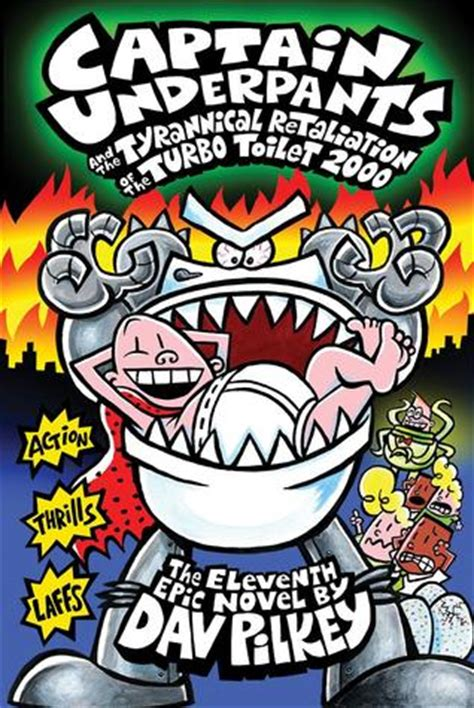 captain underpants   tyrannical retaliation