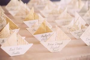 unique wedding escort card place card ideas With wedding place card ideas