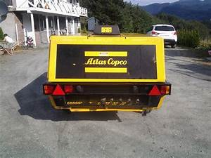 Atlas Copco Xas 125 Air Compressor From Norway For Sale At Truck1  Id  1299109