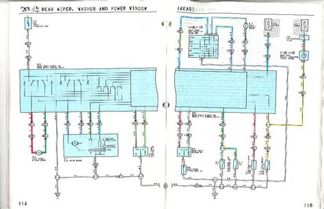 scanned  electrical wiring diagram book yotatech forums