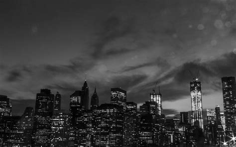 Wallpaper Black And White by New York City Black And White Mac Wallpaper