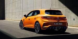 Neuer Renault M U00e9gane R S  2017 Mit Bis Zu 300 Ps