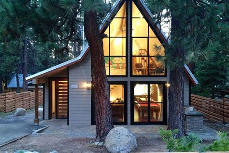 cabins in tahoe the 10 most beautiful vacation rentals in ski country
