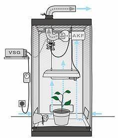 Indoor Grow Anleitung : homegrow mit vorschaltger t und aktivkohlefilter growshop f r growbox homebox grow sets ~ Eleganceandgraceweddings.com Haus und Dekorationen