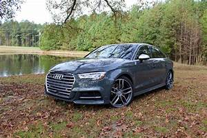 2017 Audi S3 First Drive Review
