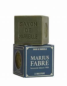 Savon De Marseille Fabre : savon de marseille v ritable l 39 huile d 39 olive 400g ~ Dailycaller-alerts.com Idées de Décoration