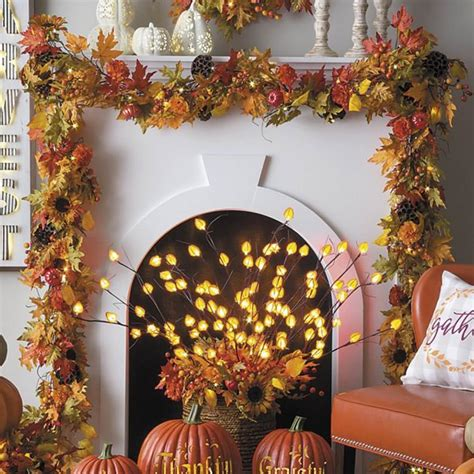 thanksgiving decorating checklist freshome holiday guide