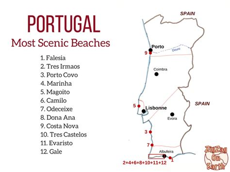 beaches  portugal  stunning  algarve