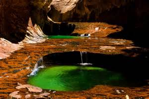 Emerald Pools Zion National Park