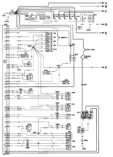 S80 Wiring Diagram S80 2001 Volvo Fan by Volvo V70 Cem Wiring Diagram Apktodownload