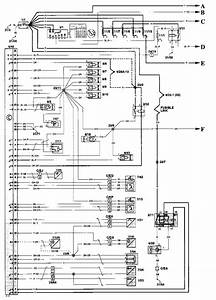 2001 Volvo Wiring Diagrams