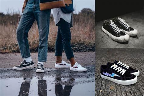rekomendasi sneakers brand lokal berasa pake produk luar