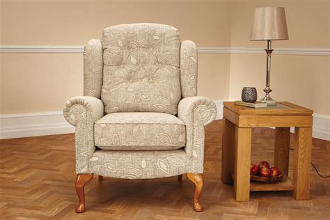 hton legged comfort chair hsl