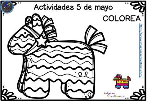 Actividades para celebrar el 5 de mayo (10) – Imagenes ...