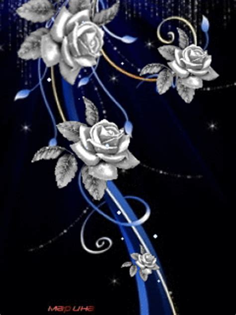 moving wallpaper amazing animated  flowers mobile
