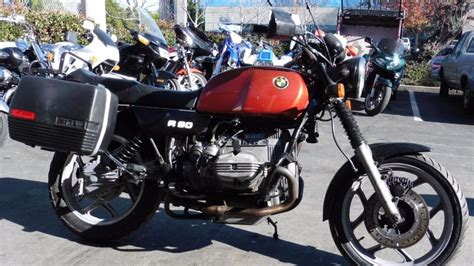Bmw R80gs For Sale by Bmw R80 Gs Motorcycles For Sale