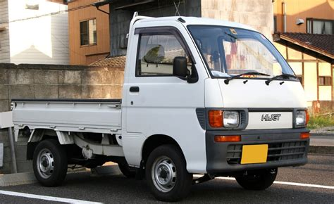 Daihatsu Trucks by Sports Carz Centre Daihatsu Hijet Truck