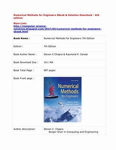 Numerical Analysis 10th Edition Solutions Manual