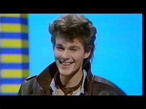 A-ha - Morten Harket Interview - Blue Peter 1986 - YouTube