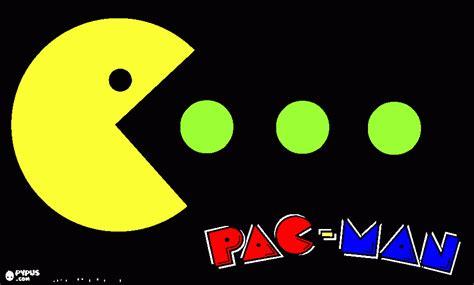 what is the color of pacman para colorear pacman para imprimir