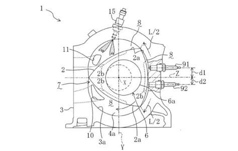 Rotary Engine Diagram by Is The Next Mazda Renesis Rotary Set To Get Direct Injection
